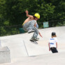 Skate-Parks, Rollschuh- & BMX Bahnen
