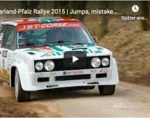 Saarland Pfalz Rallye 2015