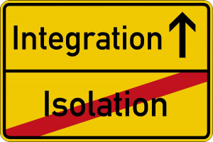 Isolation-integration